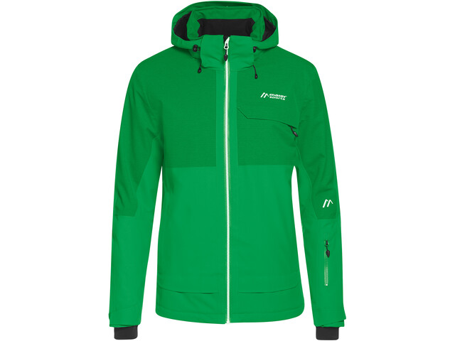 Maier Sports Dammkar Pure Giacca Uomo, fren green